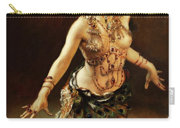 Dance Of Salome Carry-all Pouch