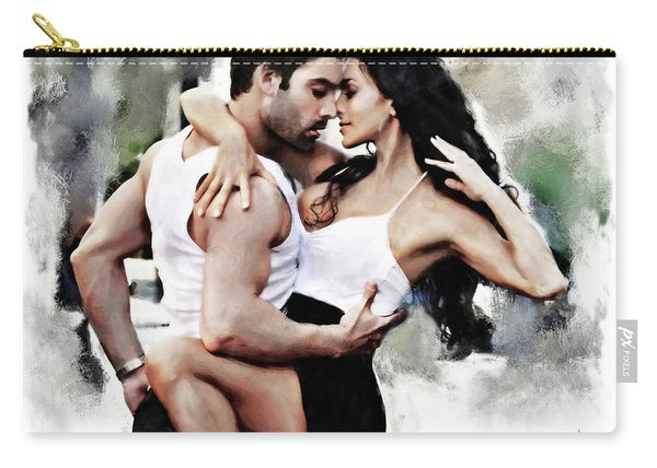 Dance With Passion Carry-all Pouch
