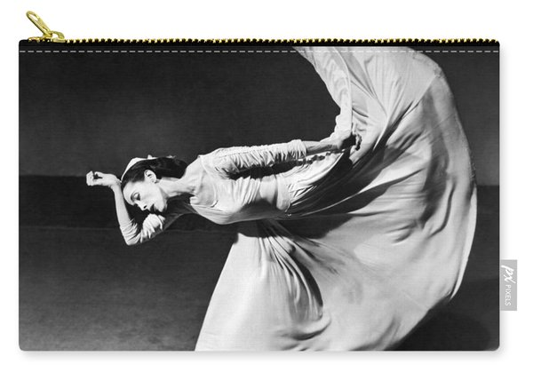 Dancer Martha Graham Carry-all Pouch