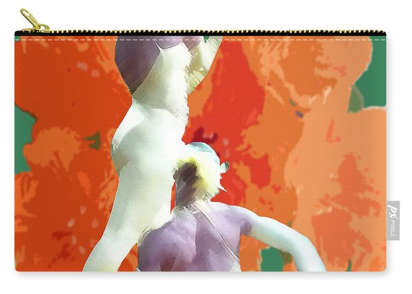 Dancer's Back Carry-all Pouch