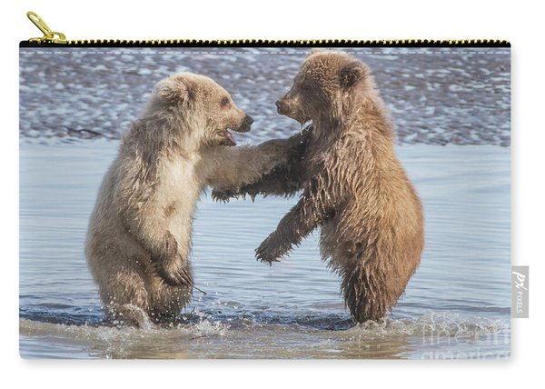 Dancing Bears Carry-all Pouch