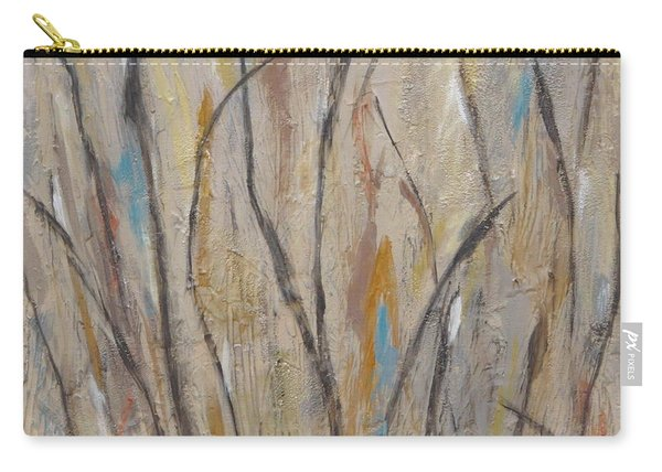 Dancing Cattails I Carry-all Pouch