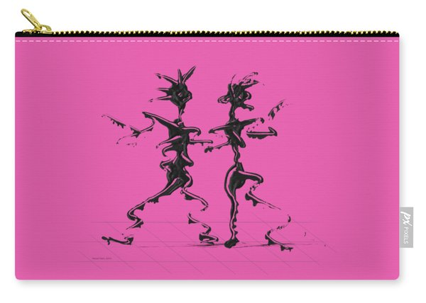 Dancing Couple 2 Carry-all Pouch