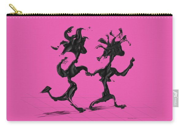 Dancing Couple 7 Carry-all Pouch