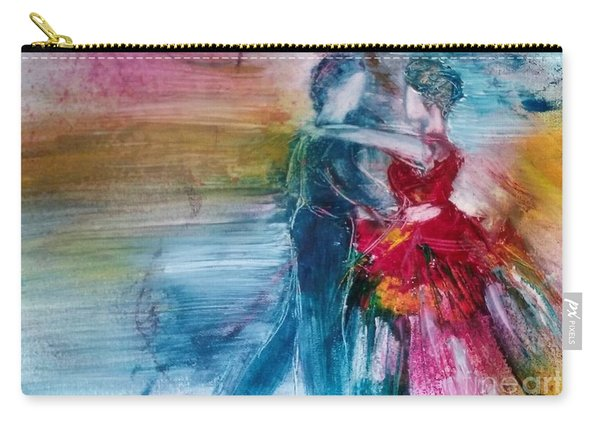 Dancing Into Eternity Carry-all Pouch