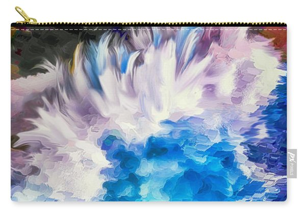 Dancing Swells Carry-all Pouch