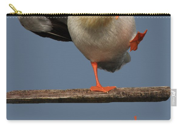 Dancing The Funky Chicken Carry-all Pouch