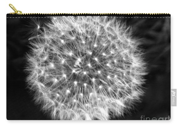 Dandelion Fuzz Carry-all Pouch