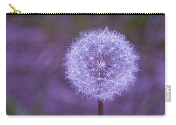 Dandelion Geometry Carry-all Pouch