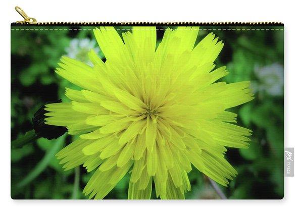 Dandelion Symmetry Carry-all Pouch