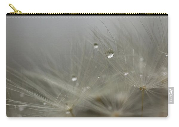 Carry-all Pouch featuring the photograph Dandy Dew Two by Brian Hale