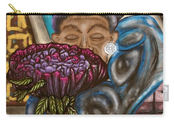 Dangerous Flowers Carry-all Pouch