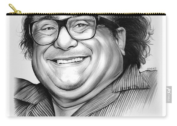 Danny Devito Carry-all Pouch