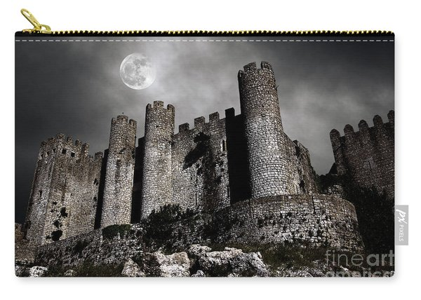 Dark Castle Carry-all Pouch