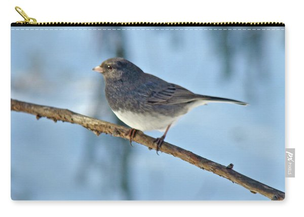 Dark-eyed Junco Or Snowbird - Junco Hyemalis Carry-all Pouch