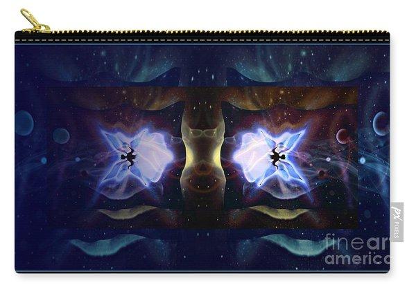 Dark Fairy Carry-all Pouch
