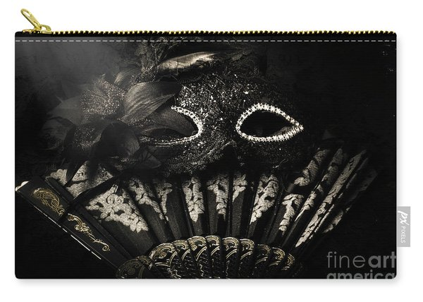 Dark Night Carnival Affair Carry-all Pouch