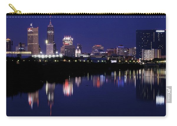 Dark Night In Indy Carry-all Pouch