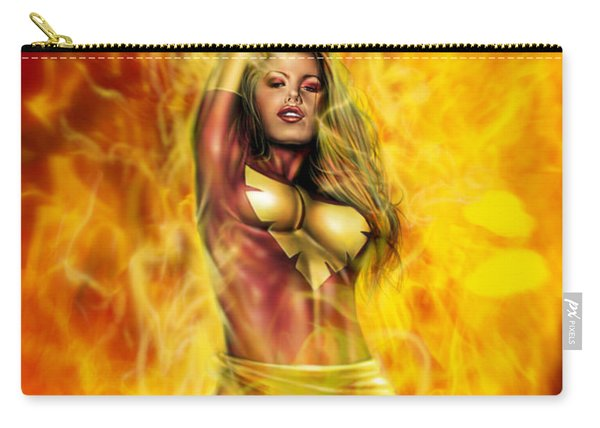 Dark Phoenix Carry-all Pouch