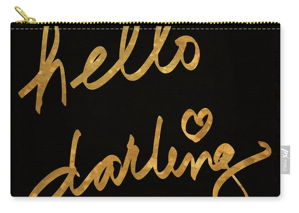 Darling Bella I Carry-all Pouch