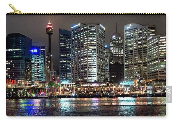 Darling Harbor Of Sydney Carry-all Pouch