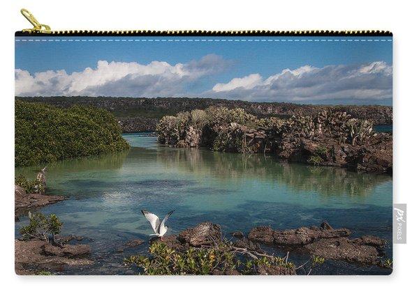 Darwin Bay     Genovesa Island      Galapagos Islands Carry-all Pouch