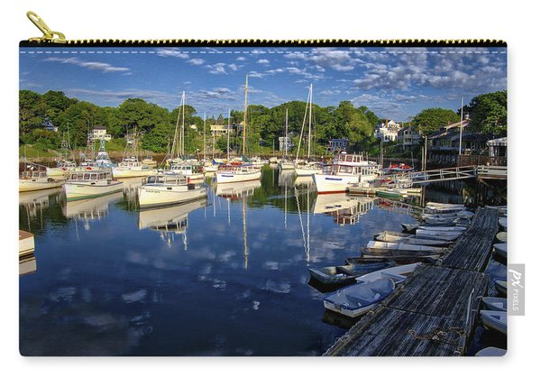 Dawn At Perkins Cove - Maine Carry-all Pouch