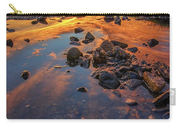 Dawn At Pott's Point Carry-all Pouch