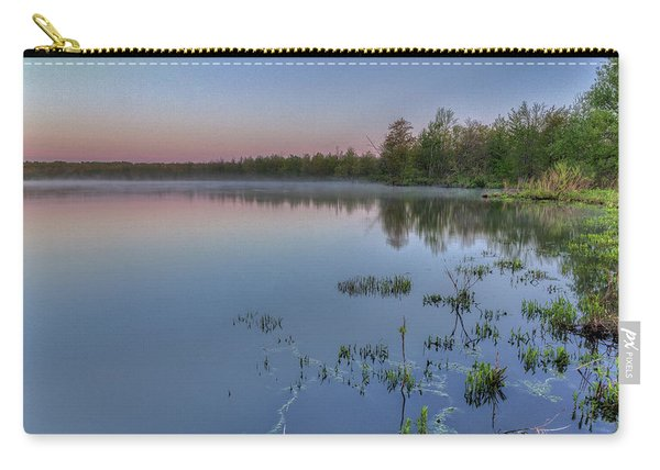 Dawn Over North Bay Carry-all Pouch