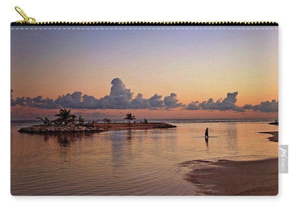 Dawn Reflection Carry-all Pouch