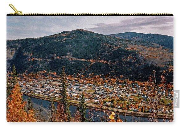 Dawson City - Yukon Carry-all Pouch