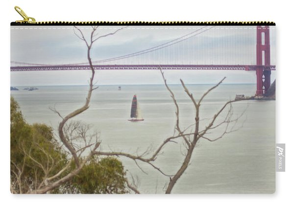 Day At The Bay Carry-all Pouch