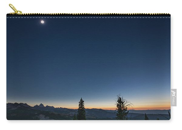 Day Becomes Night Carry-all Pouch