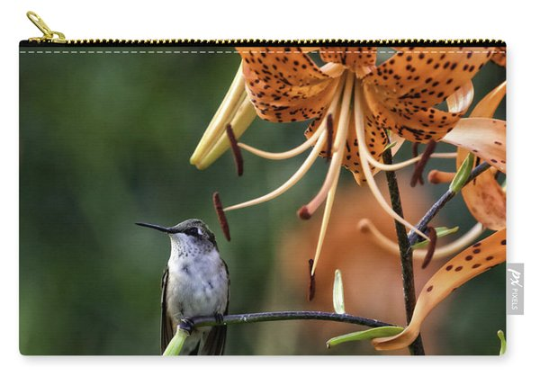 Day Hummer Carry-all Pouch