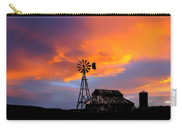 Day Is Done Carry-all Pouch