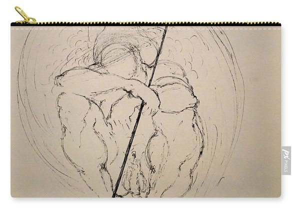 Daydreaming Of The Return To Love Carry-all Pouch