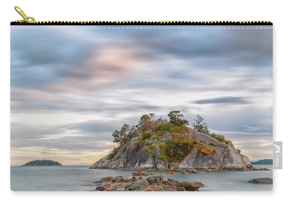Days End At Whyte Island Carry-all Pouch