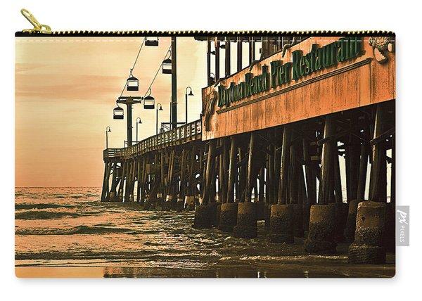 Daytona Beach Pier Carry-all Pouch