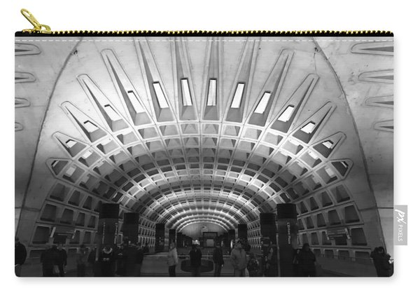D.c. Metro Carry-all Pouch