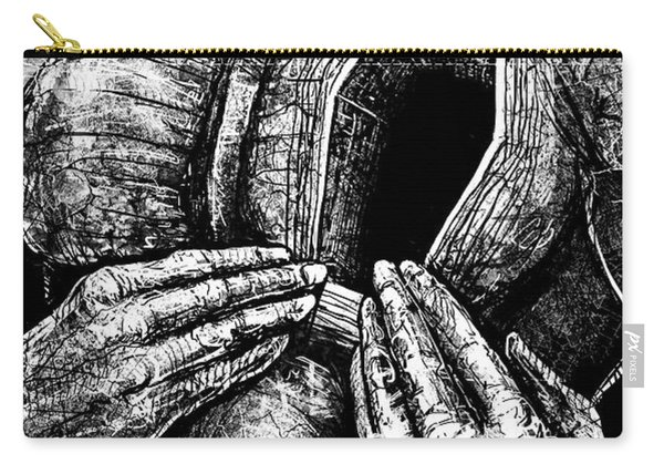 Dead Heart Carry-all Pouch