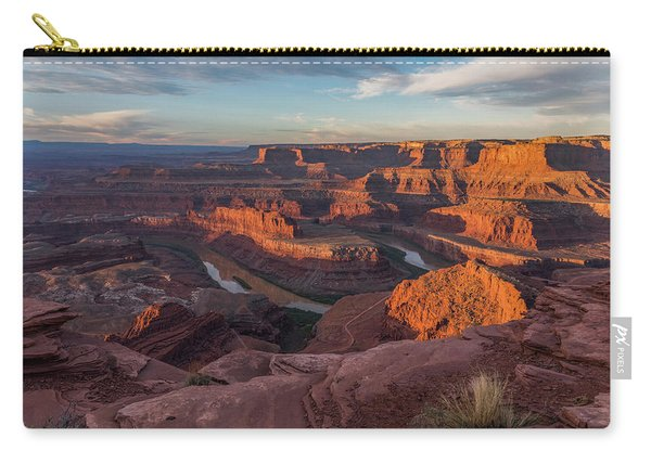 Dead Horse Point Sunrise Carry-all Pouch