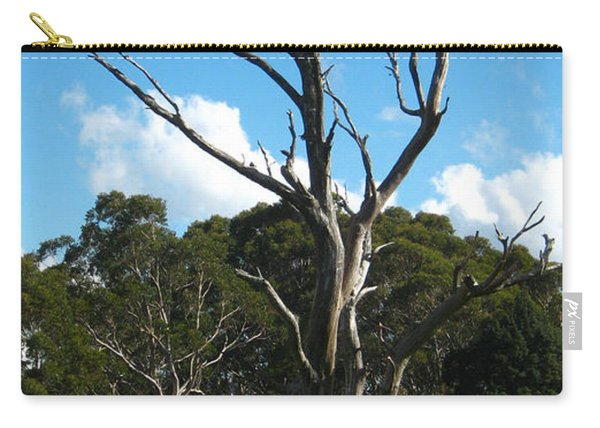 Dead Tree Carry-all Pouch