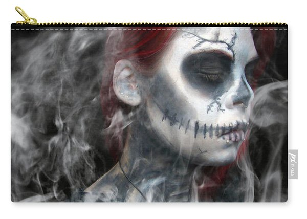 Death Becomes Us Carry-all Pouch