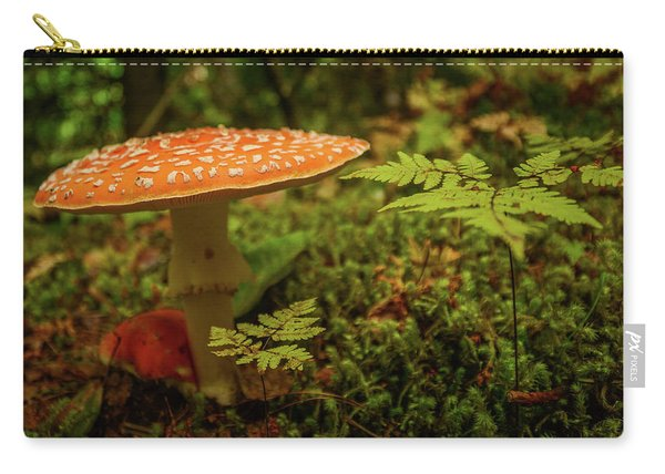 Death Cap Carry-all Pouch