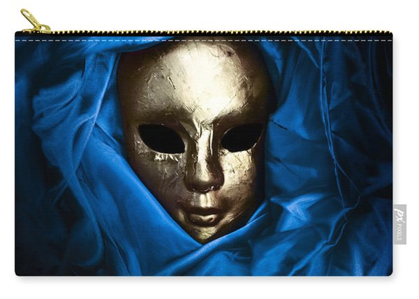 Death In The Valley Of Kings Carry-all Pouch