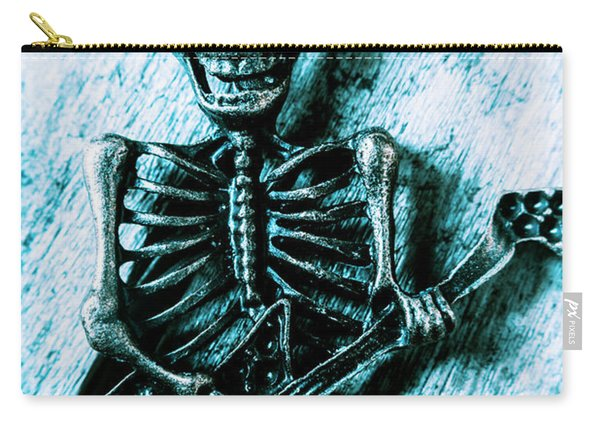 Death Metal Blues Carry-all Pouch