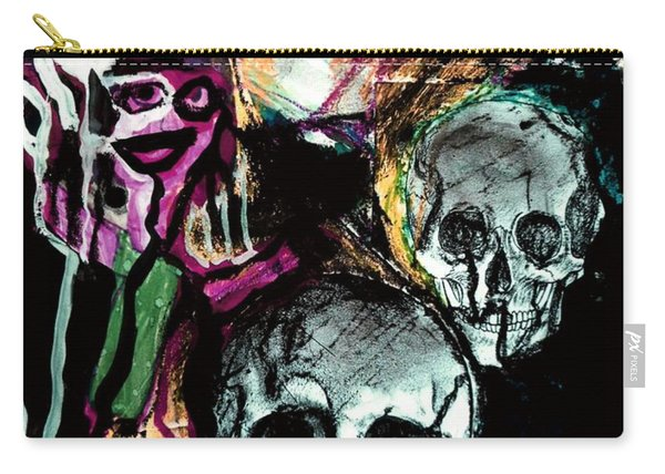 Death Study-2 Carry-all Pouch