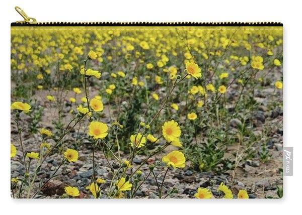 Death Valley Super Bloom Carry-all Pouch