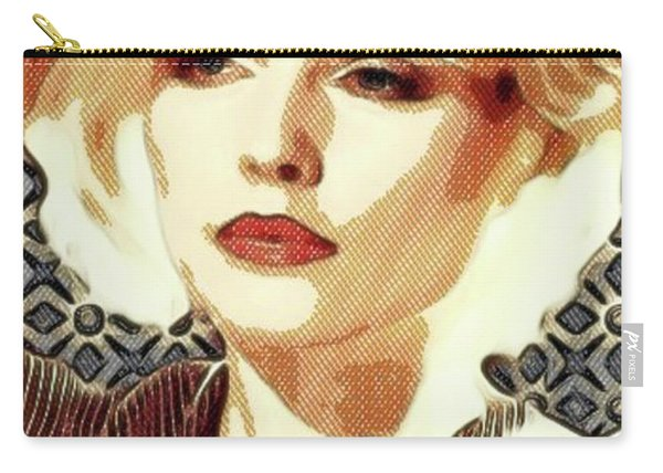 Debbie Harry, Blondie Carry-all Pouch