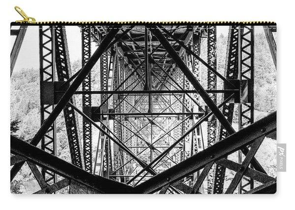 Deception Pass Bridge Carry-all Pouch